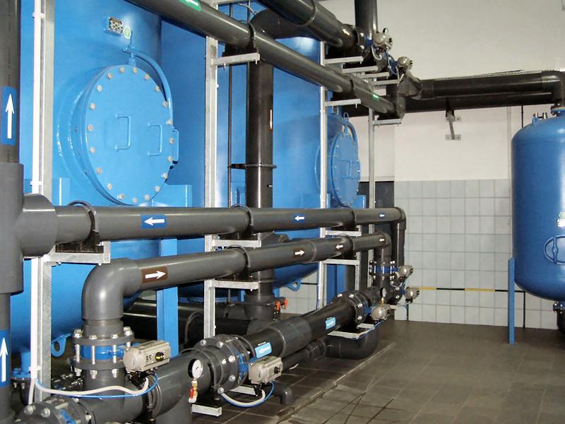 Ujęcie wody w Sulechowie
